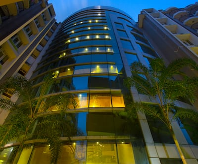 Atlas Airport Hotel Apartments,Cochin